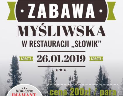 Zabawa Myśliwska